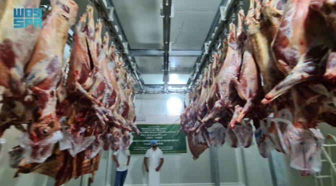 Гуманитарный центр им.Короля Салмана открывает раздачу жертвенного мяса в республике Албания
