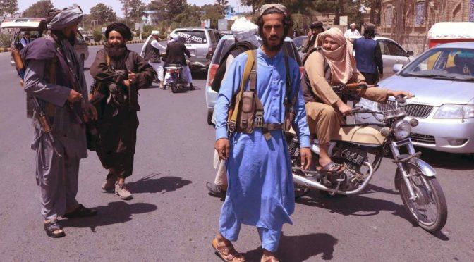 Королевство эвакуирует членов своей дипломатической миссии в Кабуле