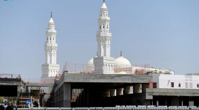 Мечеть Двух Кибл: славное прошлое и полноценный цивилизационный проект