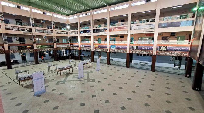 Школы Наджрана принимают школьников и школьниц с соблюдением мер предостороженности