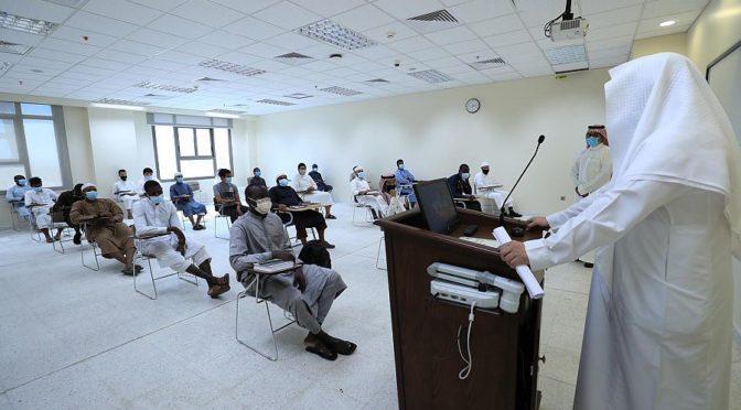 Исламский университет Медины принимает студентов с соблюденим мер предостроженности