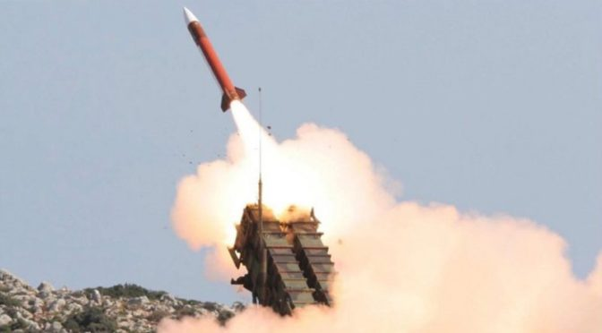 Коалиция: Перехвачена и уничтожена баллистическая ракета, запущенная в направлении Джазана