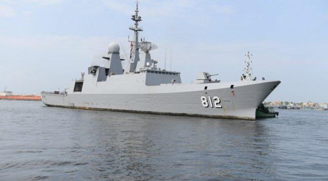 Корабли Королевского ВМФ Саудии прибыли в Пакистан